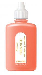 оранжевый помандер
